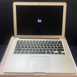 マック(MAC)のMacbook Air 2013 ジャンク(ノートPC)