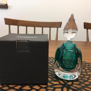 スガハラ(Sghr)のsghr四角香水瓶(置物)