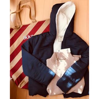 イッカ(ikka)の1月31日までの出品 ikka♦︎福袋♦︎140♦︎女の子(ジャケット/上着)