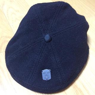 ディーゼル(DIESEL)のダウンジャケット様専用★DIESEL ディーゼル ハンチッング帽(ハンチング/ベレー帽)
