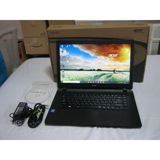 エイサー(Acer)の中古ノートバソコン acer Aspire E15(ノートPC)