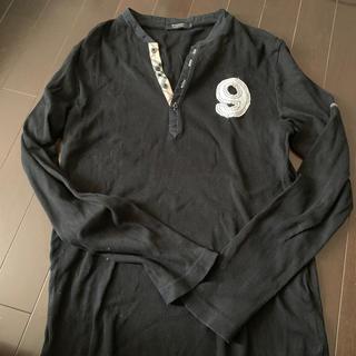 BURBERRY BLACK LABEL - バーバリー BURBERRY ブラックレーベル 2 M 長袖 Tシャツ