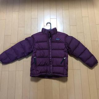 パタゴニア(patagonia)のパタゴニア キッズダウンジャケット サイズ 126cm〜132cm(コート)