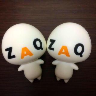 ZAQ(ざっくぅ)ストレスリリーサー(キャラクターグッズ)