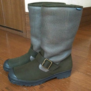 KISSA SPORT✴️ モスグリーンブーツ(ブーツ)