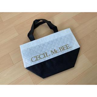 セシルマクビー(CECIL McBEE)のCECIL Mc BEE ショップ袋(ショップ袋)