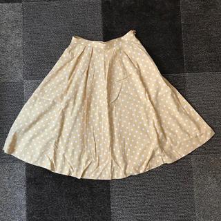 レディーススカート (ひざ丈スカート)