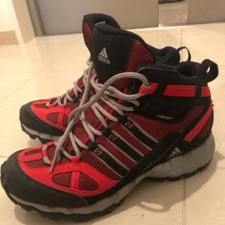 アディダス(adidas)のアディダス  トレッキングシューズ(登山用品)