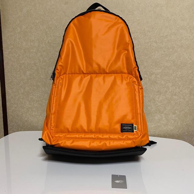 BEAMS(ビームス)のBEAMS  SSZ PORTER DAY BAG コラボ バックパック メンズのバッグ(バッグパック/リュック)の商品写真