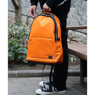 BEAMS - BEAMS  SSZ PORTER DAY BAG コラボ バックパック