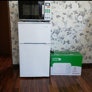 美品♥冷蔵庫♥小型♥2ドア(冷蔵庫)