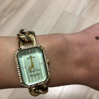 フーズフーチコ(who's who Chico)のISBIT DAIKANYAMA☆腕時計 、ウォッチ(腕時計)