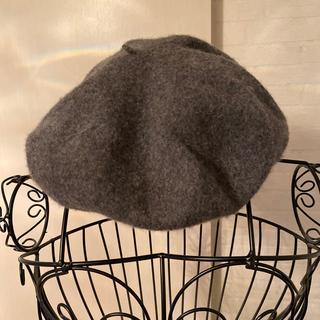 メゾンドリーファー(Maison de Reefur)のMAISON DE REEFUR ベレー帽(ハンチング/ベレー帽)