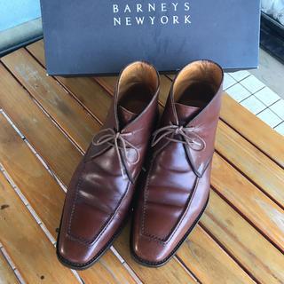 バーニーズニューヨーク(BARNEYS NEW YORK)のBARNEYS NEWYORK バーニーズニューヨーク  チャッカブーツ(ブーツ)
