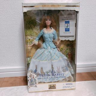 Barbie - バービー人形 ピーターラビット100周年記念