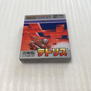 ゲームボーイ(ゲームボーイ)の任天堂 テトリス ゲームボーイ GB(家庭用ゲームソフト)