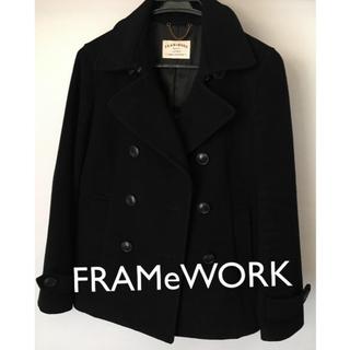 フレームワーク(FRAMeWORK)のFRAMeWORK フレームワーク ピーコート(ピーコート)