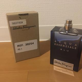 サルヴァトーレフェラガモ(Salvatore Ferragamo)のフェラガモ  アクアエッセンツァーレ ブルー 100ml(香水(男性用))