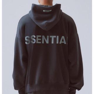 フィアオブゴッド(FEAR OF GOD)の essentials fog pullover hoodie(パーカー)