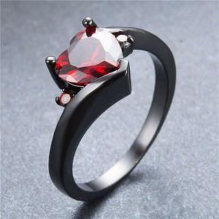 RDR02女性愛の心リング結婚指輪日本サイズ20号(リング(指輪))
