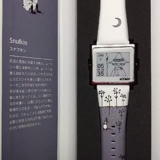 エプソン(EPSON)のスナフキン エプソン スマートキャンバス 腕時計(腕時計)