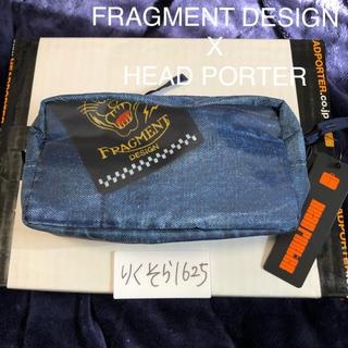 フラグメント(FRAGMENT)のFRAGMENT DESIGN X HEAD PORTER コスメティックケース(その他)