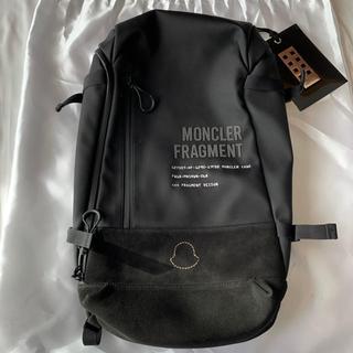 モンクレール(MONCLER)の 【新品未使用】 7 MONCLER x FRAGMENT バックパック (バッグパック/リュック)