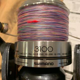 シマノ(SHIMANO)のシマノ インテレッセ遠投3100XT(リール)