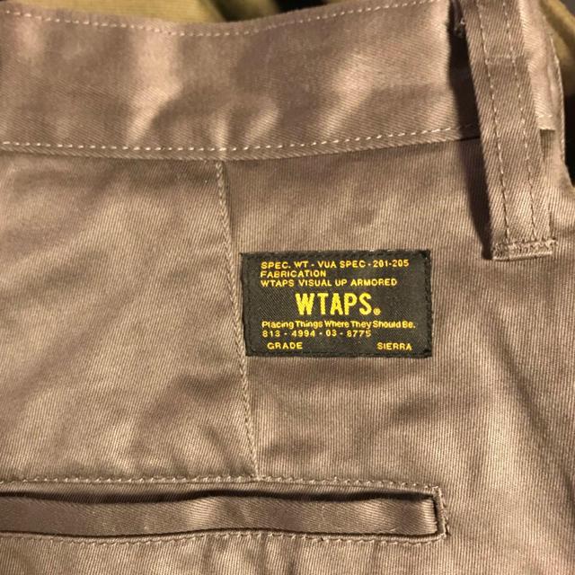 W)taps(ダブルタップス)のWtaps タイトチノパンツ スリム neighborhood calee メンズのパンツ(チノパン)の商品写真