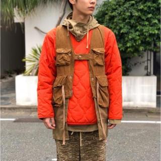 エンジニアードガーメンツ(Engineered Garments)のEngineered Garments(ベスト)