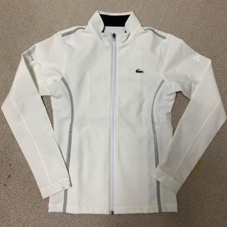 LACOSTE - LACOSTE Novak Djokovic zip sweat shirt