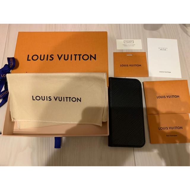 LOUIS VUITTON - ルイヴィトン☆ iPhoneX.XS用ケース エピの通販 by あいりん's shop|ルイヴィトンならラクマ