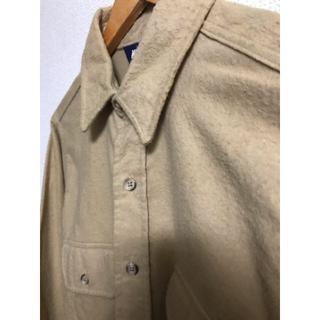 ウールリッチ(WOOLRICH)のMade in USA cotton Woolrich shirt(シャツ)