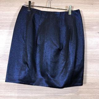 ガリャルダガランテ(GALLARDA GALANTE)のガリャルダガランテ ミニスカート ブラック ネイビー S(ミニスカート)