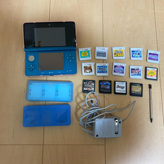ニンテンドー3DS(ニンテンドー3DS)の3DS(家庭用ゲームソフト)
