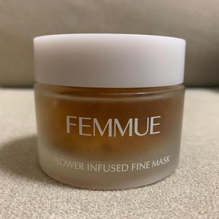 FEMMUE ファミュ フラワーインフューズドファインマスク