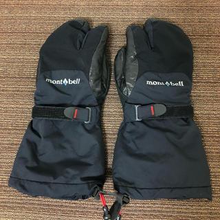 モンベル(mont bell)のaoikuruma23様専用 モンベル 手袋 グローブ(登山用品)