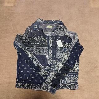 キャピタル(KAPITAL)のkapital バンダナシャツ(シャツ)