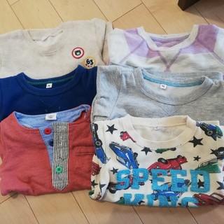 アカチャンホンポ(アカチャンホンポ)のトレーナー 6枚(Tシャツ/カットソー)