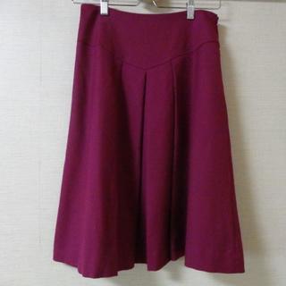 アクアガール(aquagirl)のアクアガール aqua girl クローラ CROLLA スカート 38(ひざ丈スカート)