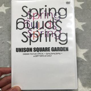 ユニゾンスクエアガーデン(UNISON SQUARE GARDEN)のUNISON SQUARE GARDEN ONEMAN TOUR 2012 SP(ミュージック)