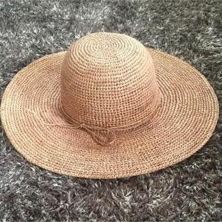 ジャーナルスタンダード(JOURNAL STANDARD)のジャーナルスタンダード ハット ラフィア帽子(麦わら帽子/ストローハット)