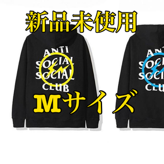 アンチ(ANTI)のANTI SOCIAL SOCIAL CLUB x FRAGMENT パーカーM(パーカー)