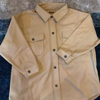フリークスストア(FREAK'S STORE)のFREAK'S STORE ビックシャツジャケット(ルーズシャツ)(シャツ/ブラウス(長袖/七分))