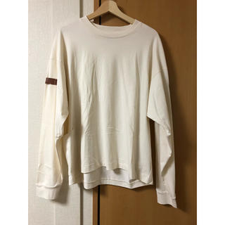 SUNSEA - SUNSAE 19ss FAT LONG T