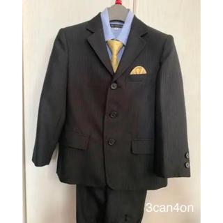 サンカンシオン(3can4on)の【値下げ】男の子フォーマルスーツ110㎝★入学式(ドレス/フォーマル)