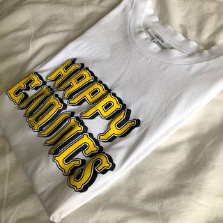 エディットフォールル(EDIT.FOR LULU)の【GANNI】ロゴTシャツ ガニー ガンニ(Tシャツ(半袖/袖なし))