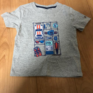 トミーヒルフィガー(TOMMY HILFIGER)のTommy Tシャツ 80㎝(Tシャツ)