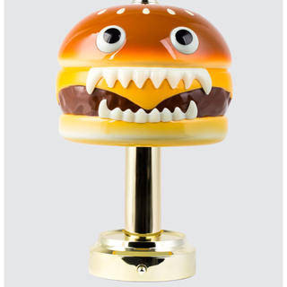 メディコムトイ(MEDICOM TOY)のUNDERCOVER × MEDICOM TOY  HAMBURGER LAMP(その他)