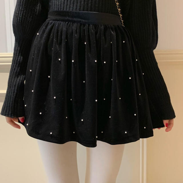 snidel(スナイデル)のEpine スカート レディースのスカート(ミニスカート)の商品写真